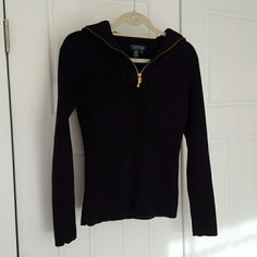 Selling this Lauren by Ralph Lauren sweater. Worn a few times in my Poshmark closet! My username is: jeanebenitez. #shopmycloset #poshmark #fashion #shopping #style #forsale #Ralph Lauren #Sweaters