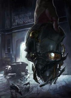 Corvos mask