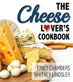 The Cheese Lover's Cookbook by Emily Chambers The book is related to genre of cooking-books format of book is EPUB, MOBI and size of books is Oven Recipes, Easy Dinner Recipes, Easy Meals, Mozzarella Caprese, Caprese Salad, Ultimate Grilled Cheese, Cookbook Pdf, Best Cookbooks, Cheese Lover