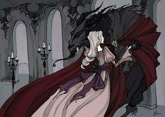 Beauty and the Beast Dance by IrenHorrors.deviantart.com on @deviantART