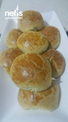 Mis Kokulu Anne Kurabiyesi Anne, Hamburger, Food And Drink, Bread, Recipes, Breads, Baking, Hamburgers