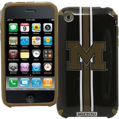 Missouri Tigers Black Helmetz Hard iPhone 3G/3GS Case - $7.99