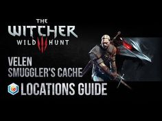 The Witcher 3 Wild Hunt Velen Smuggler's Cache Location Guide – VGFAQ