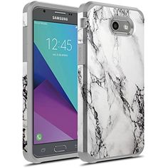 J7 V Case, Galaxy Prime Sky Pro Perx Halo Dual Layer Shockproof Hard Cover For #Doesnotapply