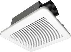 Hampton Bay 50 Cfm Ceiling Bathroom Exhaust Fan for measurements 1000 X 1000 Bathroom Exhaust Ventilation - During the wintertime in Canada