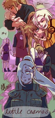 Ino and Inoichi- this hurts my heart