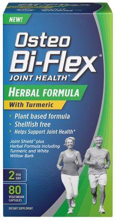 Osteo Bi-Flex Joint & Turmeric 80 Capsules