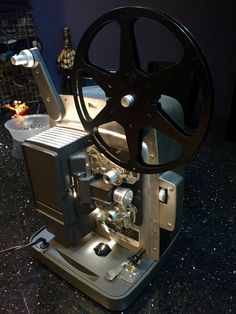 Vintage Bell Howell 346A Autoload Super 8 8mm Movie Projector Working Nice | eBay