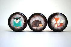 Little Fox Pill Box by Mmim on Etsy, $4.75