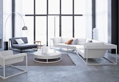 Contemporary Furniture In Modern Interior Living Room 1