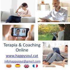 Seguimos creciendo en terapia y coaching online, ahora con sesiones más prácticas y con garantía de confidencialidad 100%, mediante una nueva plat...