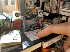 japanese mozu studios creates impressive tiny rooms full of details Miniature Rooms, Miniature Houses, Paper Art Design, Fantasy Rooms, Mini Things, Class Projects, Japanese Artists, Design Thinking, Stop Motion