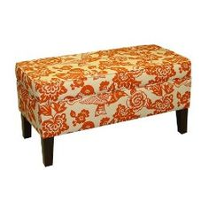 Ottomans and Benches | designs by analynn: Fancy ottomans and benches