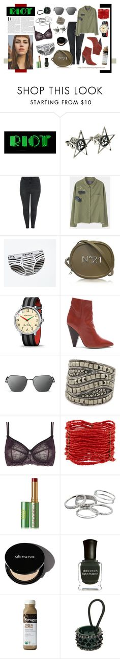 """""""Touch Luxe Girls"""" by virtudiaries ❤ liked on Polyvore featuring Karl Lagerfeld, John Brevard, Violeta by Mango, N°21, Newgate, Isabel Marant, Elizabeth and James, Ashley Graham, Berry and Tata Harper"""