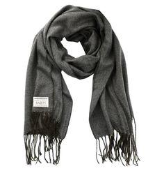 Ein klassischer Schal kommt nie aus der Mode und wird jeder Jahr aufs Neue gebraucht - das perfekte Geschenk!