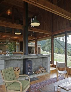 Coromandel corrugated iron home breaks with convention -