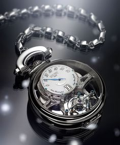 Bovet Virtuoso Pocket Watch @DestinationMars