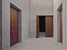 Concrete perfection.  Literaturmuseum der Moderne in Marbach (by David Chipperfield)