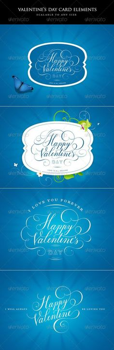 Buy Valentines Day Design Elements by vatesdesign on GraphicRiver. Hand drawn calligraphic design elements for DIY Valentine's Day cards. Only vector shapes and vector smart objects sc. Valentines Day Funny, Valentines Day Dinner, Valentines Day Gifts For Him, Valentines Day Decorations, Valentine Day Crafts, Valentines Breakfast, Adele, Floral Watercolor Background, Saint Valentin Diy