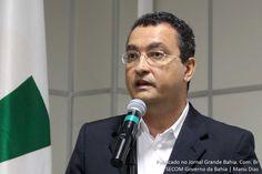 Governador Jaques Wagner assina ordem de serviço do Anel Viário do município de…