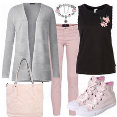 Frühlings-Outfits: Sanftefarben bei FrauenOutfits.de