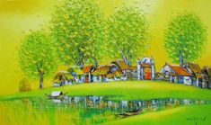 In the Summer 05 by Vietnamese Artist Nguyen Minh Son