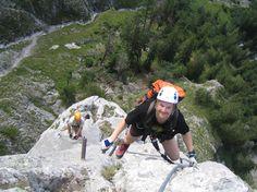 Klettersteig: Kaiser - Franz - Joseph Klettersteig - Seemauer in Österreich, -Steiermark im Gebirge/Berg Hochschwab-Gruppe/Hochblaser