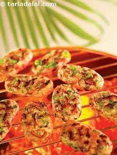 The famous rajma kebab, India