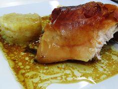 #receta tradicional de cochinillo asado