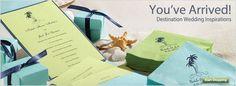 Destination #Wedding #invitations at http://invitations.michaels.com
