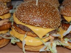 [Quiz] Which burger ingredient are you?