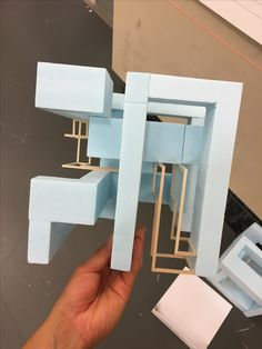 Conceptual Model Architecture, Maquette Architecture, Architecture Model Making, Architecture Concept Diagram, Paper Architecture, Geometric Sculpture, Architectural Sculpture, Arch Model, Cube Design