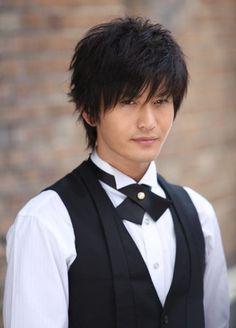 "Huang Xiao Ming As Luo Xi in ""Summer's Desire"""