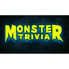 Like #hauntedhouses? Play #monstertrivia to win #free #tickets to #hauntedelementary. New #trivia posts every day!