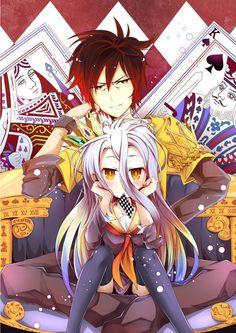 No Game No Life . [ Swordnarmory.com ] #anime #manga #swords