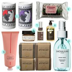 Portland Apothecary on Design Sponge Gift Guide!