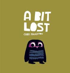 Children's BookReview, A Bit Lost