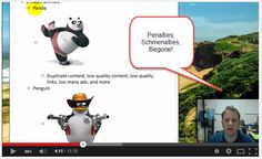 Hit by a Penalty by Google?  Panda and Penguin Penalties Explained