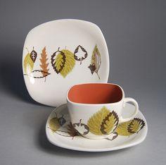Mid-century modern ceramics & tableware