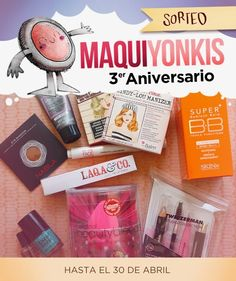 Diary of a Teenager Lawyer: Concurso Blog Maquiyonquis