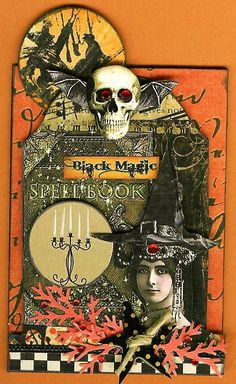 Tombstone ATC - Black Magic