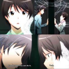 koro-sensei x aguri. Sad Anime, Kawaii Anime, Anime Guys, Manga Anime, Aho Girl, Homeroom Teacher, Tsurezure Children, Koro Sensei, Animes To Watch