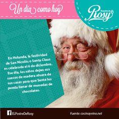 Santa Claus #navidad  #Postres #Puebla www.facebook.com/ElPostreDeRosy