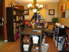 more of my craft room