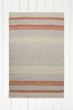 """Teppich """"Jony"""" mit Streifen, 5 x 7 Fuß"""