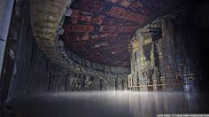Fábrica russa de foguetes militares | Os 33 Lugares Abandonados Mais Lindos Do Mundo