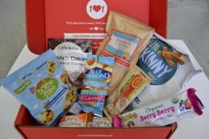 Love With Food Subscription Box – January 2014
