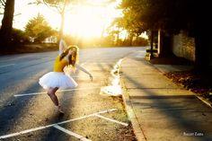 Ballet Zaida, Ballerina Project, The Park