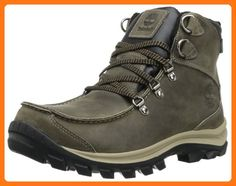 Timberland Men's Chillberg Mid Insulated Boot,Grey,11.5 M US (*Partner Link)