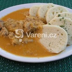 Vaření.cz - vaše recepty online Goulash, Cantaloupe, Fruit, Food, Meal, The Fruit, Essen, Hoods, Meals